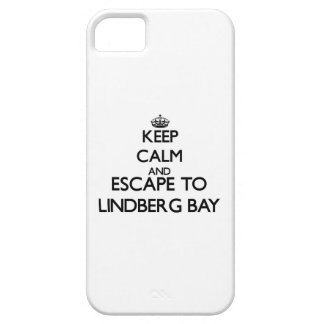 Keep calm and escape to Lindberg Bay Virgin Island Case For iPhone 5/5S