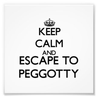 Keep calm and escape to Peggotty Massachusetts Photo