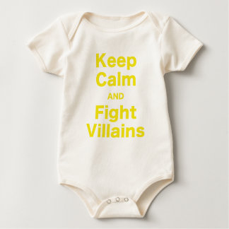 Keep Calm and Fight Villains Creeper