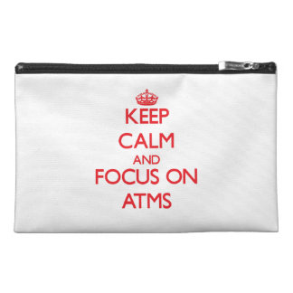 Keep calm and focus on ATMS Travel Accessories Bag