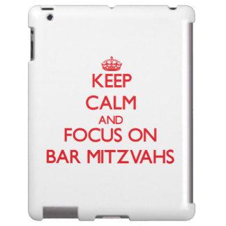 Keep Calm and focus on Bar Mitzvahs