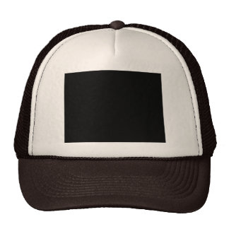 Keep Calm and focus on Being Irreplaceable Mesh Hats