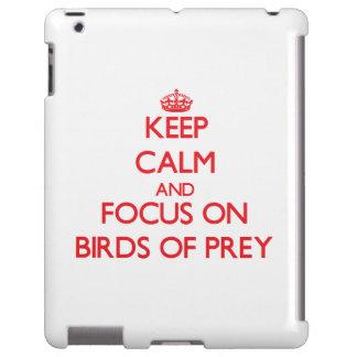 Keep calm and focus on Birds Of Prey