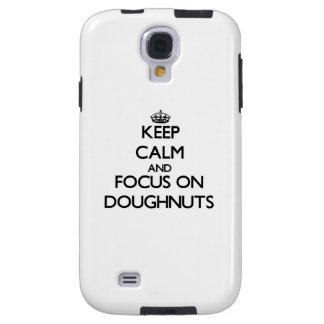 Keep Calm and focus on Doughnuts
