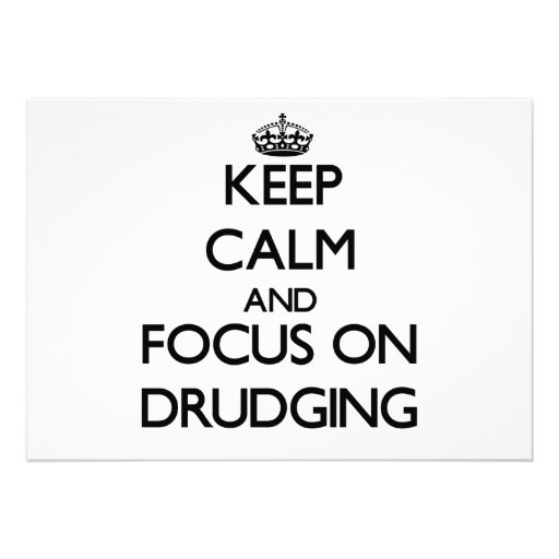 Keep Calm and focus on Drudging Personalized Invites