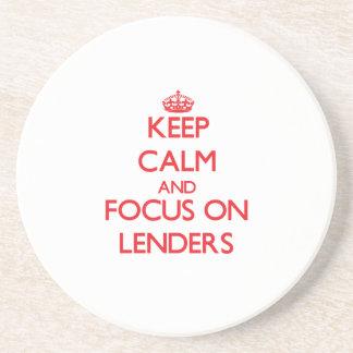 Keep Calm and focus on Lenders Coaster