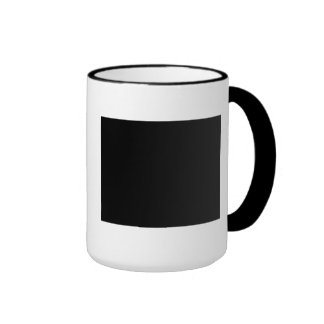 Keep Calm and focus on Shafts Ringer Mug