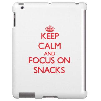 Keep Calm and focus on Snacks