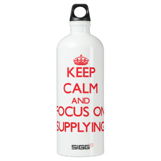 Keep Calm and focus on Supplying SIGG Traveller 1.0L Water Bottle