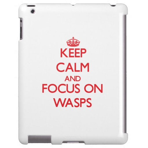 Keep calm and focus on Wasps