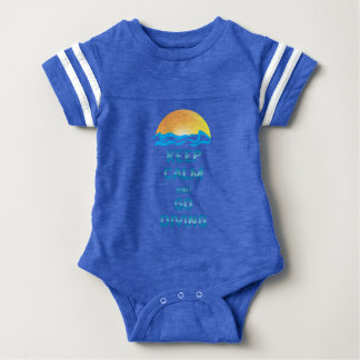Keep Calm and Go Diving - Baby Bodysuit