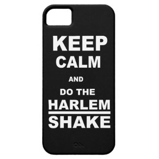 KEEP CALM AND HARLEM SHAKE iPhone 5 CASE