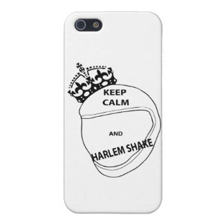 Keep Calm and Harlem Shake iPhone 5 Covers