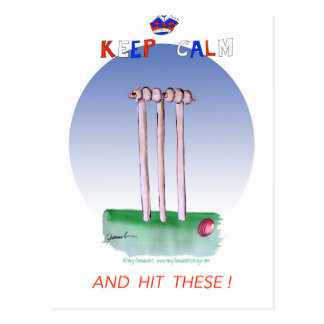 keep calm and hit these, tony fernandes postcard
