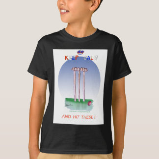 keep calm and hit these, tony fernandes T-Shirt