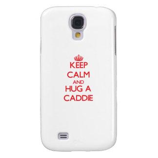 Keep Calm and Hug a Caddie HTC Vivid / Raider 4G Cover