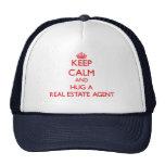 Keep Calm and Hug a Real Estate Agent