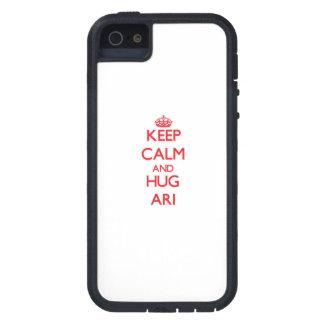 Keep Calm and HUG Ari Cover For iPhone 5