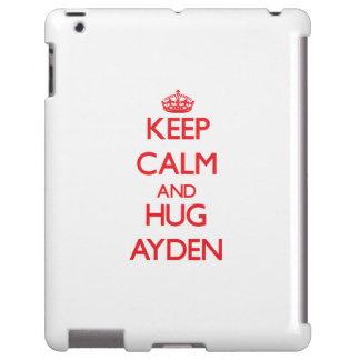 Keep Calm and HUG Ayden