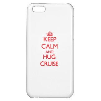 Keep calm and Hug Cruise iPhone 5C Case