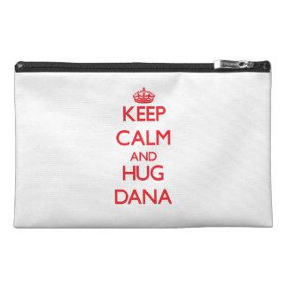Keep Calm and HUG Dana Travel Accessory Bag