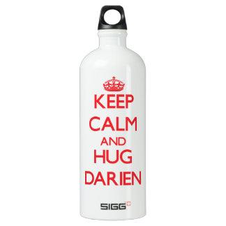 Keep Calm and HUG Darien SIGG Traveller 1.0L Water Bottle