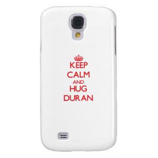 Keep calm and Hug Duran HTC Vivid Covers
