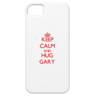 Keep Calm and HUG Gary iPhone 5 Cover