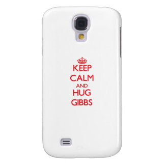 Keep calm and Hug Gibbs HTC Vivid / Raider 4G Case