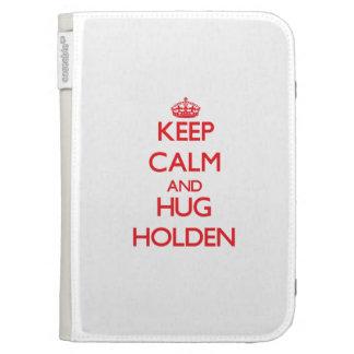 Keep calm and Hug Holden Kindle Keyboard Case