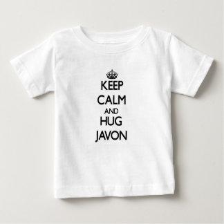 Keep Calm and Hug Javon Tshirt
