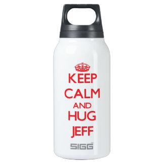 Keep Calm and HUG Jeff