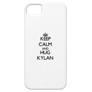 Keep Calm and Hug Kylan iPhone 5 Cases
