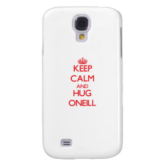Keep calm and Hug Oneill Samsung Galaxy S4 Cover