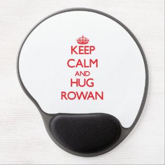 Keep Calm and Hug Rowan Gel Mouse Pad