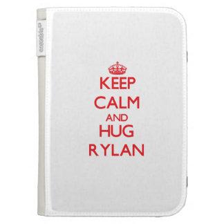 Keep Calm and HUG Rylan Case For Kindle