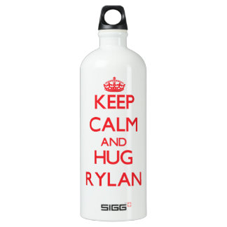 Keep Calm and HUG Rylan SIGG Traveler 1.0L Water Bottle