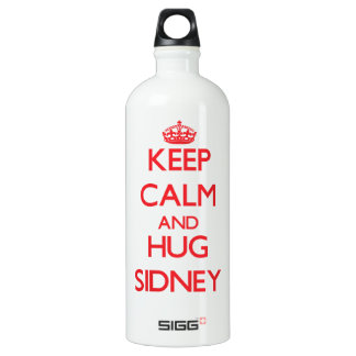Keep Calm and Hug Sidney SIGG Traveller 1.0L Water Bottle