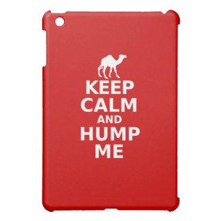 Keep Calm And Hump Me Cover For The iPad Mini