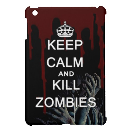 Keep calm and kill zombies walking dead undead