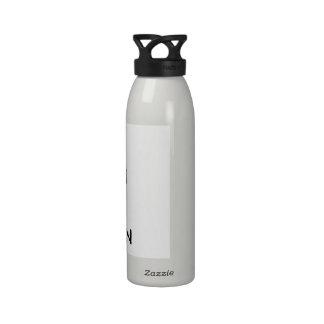 Keep Calm and Kiss Colten Water Bottles