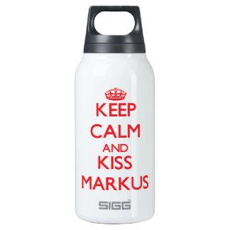 Keep Calm and Kiss Markus