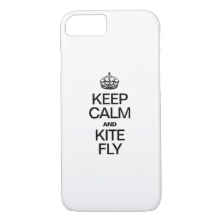 KEEP CALM AND KITE FLY iPhone 7 CASE