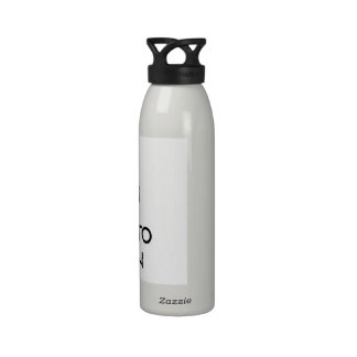 Keep Calm and Listen to Rylan Reusable Water Bottle