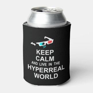 Keep calm and live in the hyperreal world