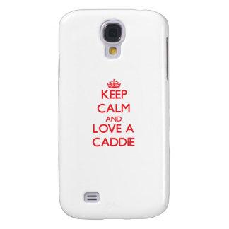 Keep Calm and Love a Caddie HTC Vivid Case