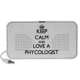 Keep Calm and Love a Phycologist Speakers
