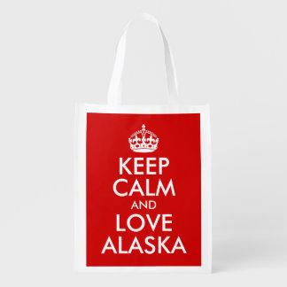 Keep Calm and Love Alaska