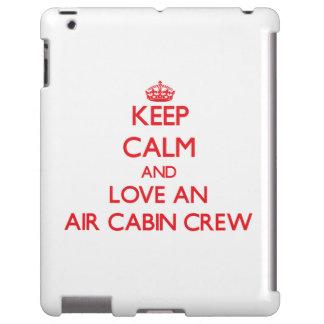 Keep Calm and Love an Air Cabin Crew