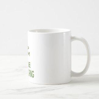 Keep Calm And Love Base Jumping Coffee Mug